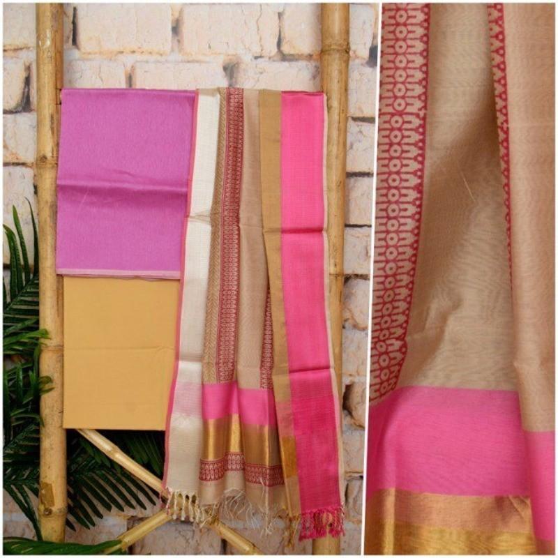 Maheshwari Dress Material Online  SSEthnics