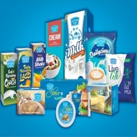 Milk Products For Distribution